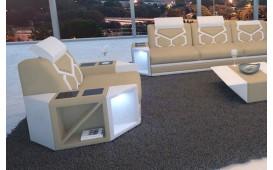 Sessel AVENTADOR mit LED Beleuchtung NATIVO™ Möbel Schweiz