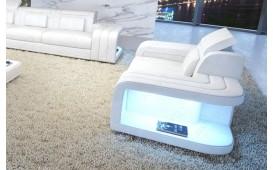 Sessel SPACE mit LED Beleuchtung NATIVO™ Möbel Schweiz