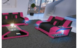 Fauteuil Design MATIS avec éclairage LED