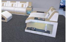 Poltrona di design MATIS con illuminazione a LED