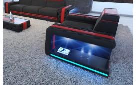 Fauteuil Design IMPERIAL avec éclairage LED