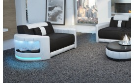 Poltrona di design ATLANTIS con illuminazione a LED