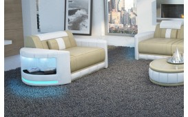 Fauteuil Design ATLANTIS avec éclairage LED
