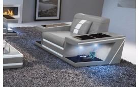 Poltrona di design CAREZZA con illuminazione a LED