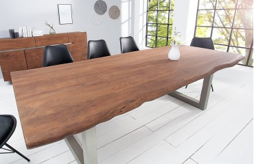 Designer Esstisch TAURUS DARK 200 cm NATIVO™ Möbel Schweiz
