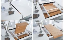 Designer Esstisch DUO 160-200 cm NATIVO™ Möbel Schweiz