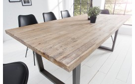 Designer Esstisch GOTAMA AKACIA 200 cm NATIVO™ Möbel Schweiz