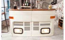 Designer Bartisch FAR I WHITE NATIVO™ Möbel Schweiz