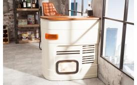 Designer Bartisch FAR II WHITE NATIVO™ Möbel Schweiz