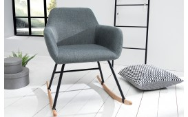 Chaise Design SQUIRE DARK