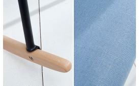 Designer Stuhl SQUIRE BLUE NATIVO™ Möbel Schweiz