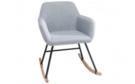 Chaise Design SQUIRE GREY