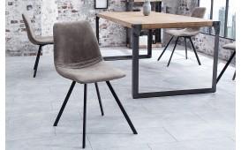 Chaise Design DELFT GREY