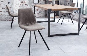 Designer Stuhl DELFT GREY NATIVO™ Möbel Schweiz