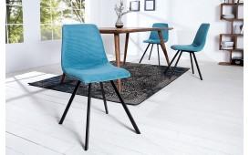 Chaise Design DELFT BLUE