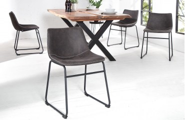 Chaise Design QUENTIN DARK