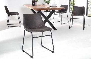 Designer Stuhl QUENTIN DARK NATIVO™ Möbel Schweiz