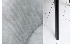 Designer Stuhl LECCE LIGHT GREY NATIVO™ Möbel Schweiz