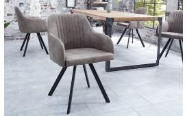 Designer Stuhl LECCE GREY NATIVO™ Möbel Schweiz