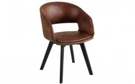Chaise Design NORTH BROWN