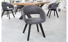 Chaise Design NORTH GREY