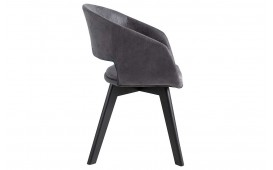 Chaise Design NORTH GREY