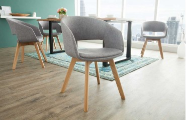 Designer Stuhl NORTH GREY OAK NATIVO™ Möbel Schweiz