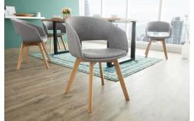 Chaise Design NORTH GREY OAK