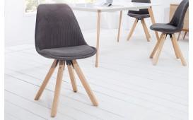 Chaise Design SCANIA CORD DARK