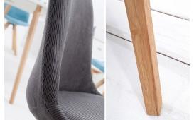 Designer Stuhl SCANIA CORD DARK NATIVO™ Möbel Schweiz