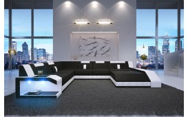 Designer Sofa MATIS XXL mit LED Beleuchtung von NATIVO™ Designer Möbel Schweiz