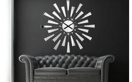 Orologio di design CRYSTAL
