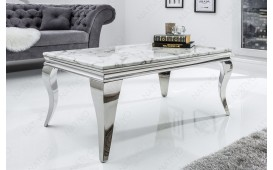 Table basse Design ROCCO GREY 100 cm