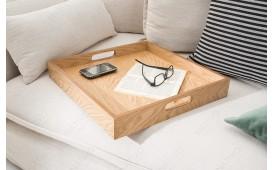Designer Beistelltisch CIARO BLACK OAK  NATIVO™ Möbel Schweiz