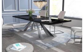 Designer Esstisch CAMELOT hochglanz NATIVO™ Möbel Schweiz