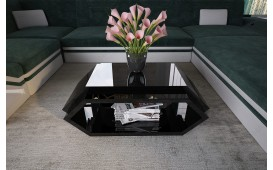 Designer Couchtisch TIESTO Hochglanz NATIVO™ Möbel Schweiz
