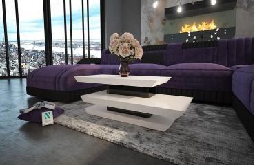 Designer Couchtisch LEVELS Hochglanz NATIVO™ Möbel Schweiz