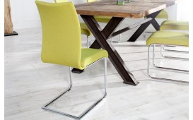 Chaise Design TANGO YELLOW