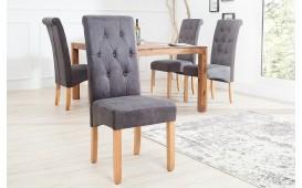 Chaise Design ROSSI GREY II - EN STOCK