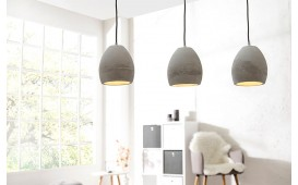 Suspension design CONCRETE 3 - EN STOCK