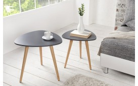 Table d'appoint Design DOUBLECHAIR EN STOCK