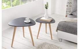 Tavolino d'appoggio di design DOUBLECHAIR IN STOCK