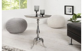 Table d'appoint Design LOUI SILVER