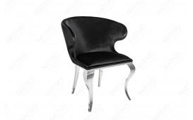Sedia di design ROCCO BLACK II