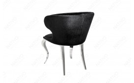 Chaise Design ROCCO BLACK II
