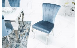 Chaise Design ROCCO BLUE