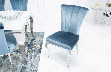Sedia di design ROCCO BLUE