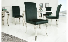 Chaise Design ROCCO GREEN