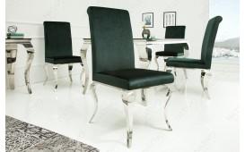 Designer Stuhl ROCCO GREEN