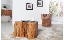 Tavolino d'appoggio di design WOOD